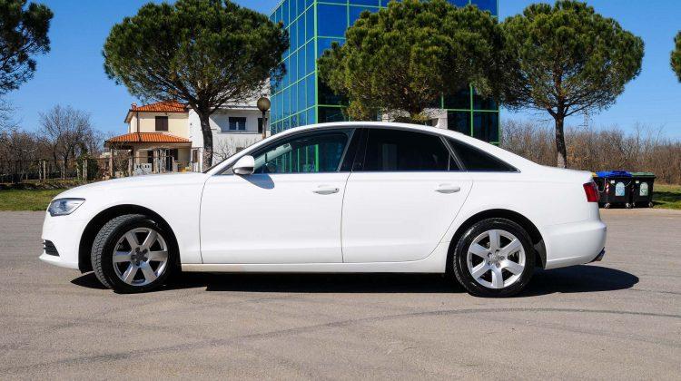 Audi A6 3.0 TDI S tronic Quattro