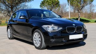 BMW serija 1 116d EfficientDynamics Edition